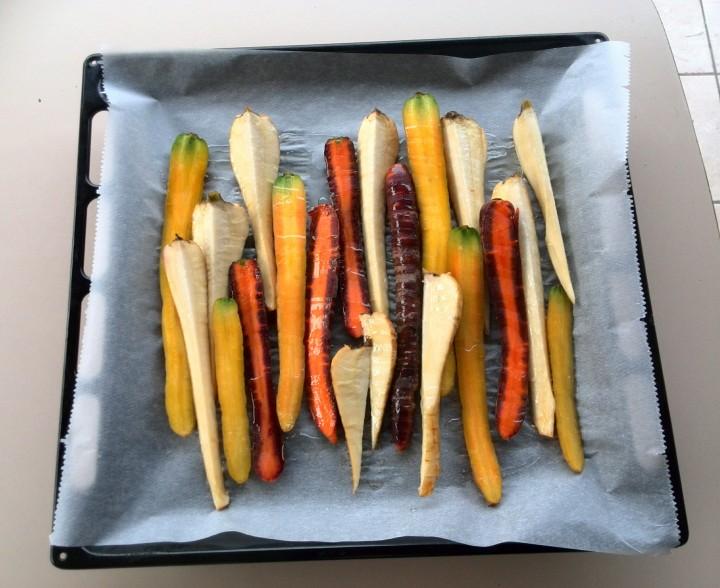 codfish-carots-oven