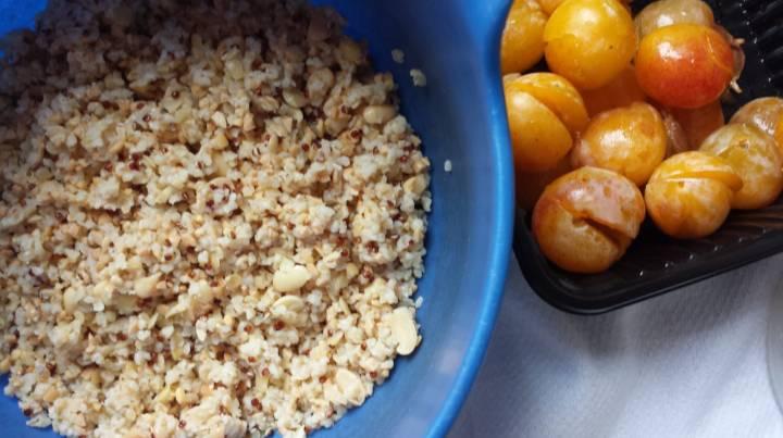 quinoa-tart-mix-gekookte