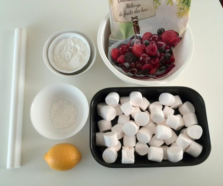 marshmallow smores