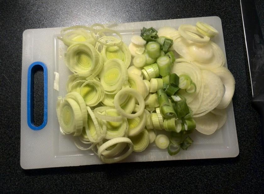 goulash-groenten