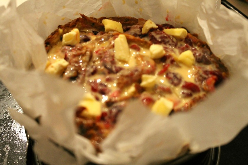 bread pudding-kerst
