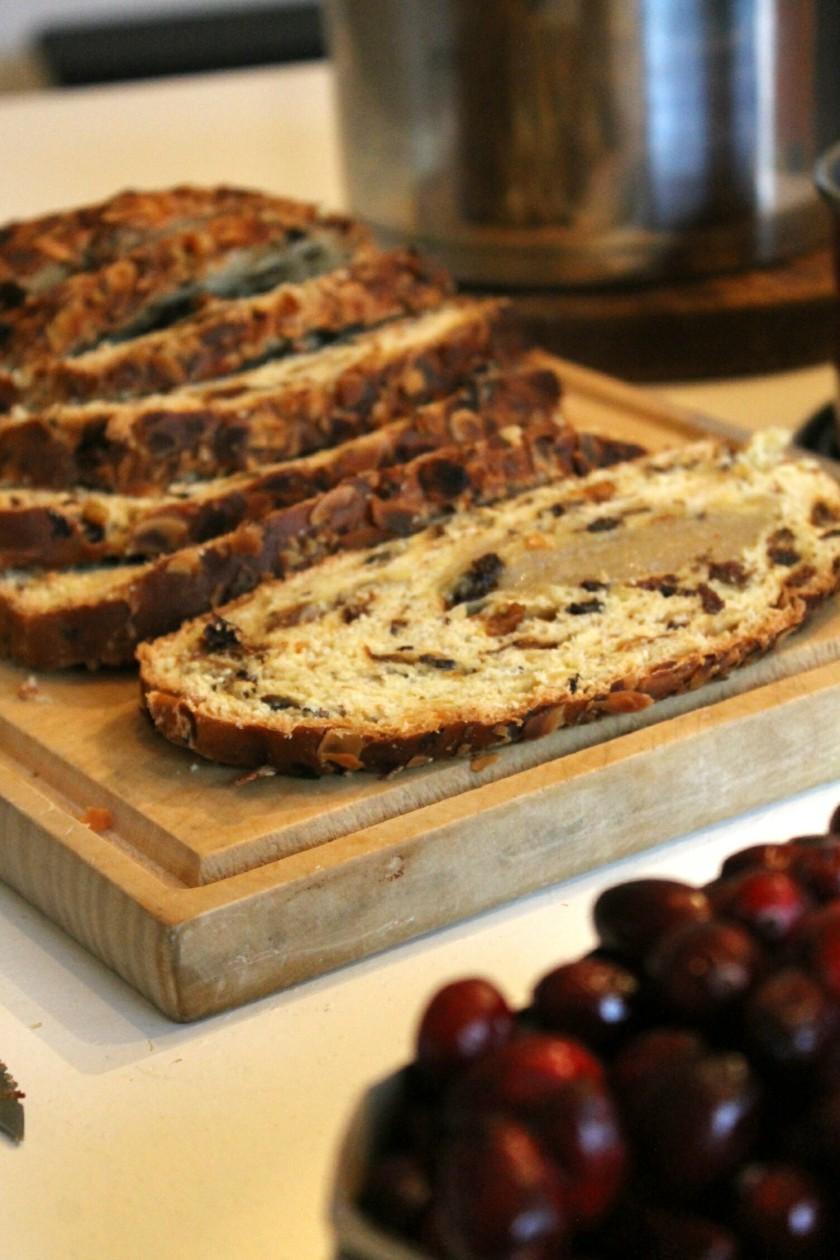 bread pudding-kerststol
