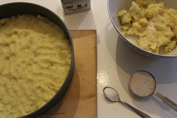fish pie-aardappelpuree
