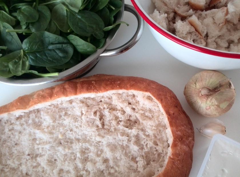 turkse brood-ingredienten