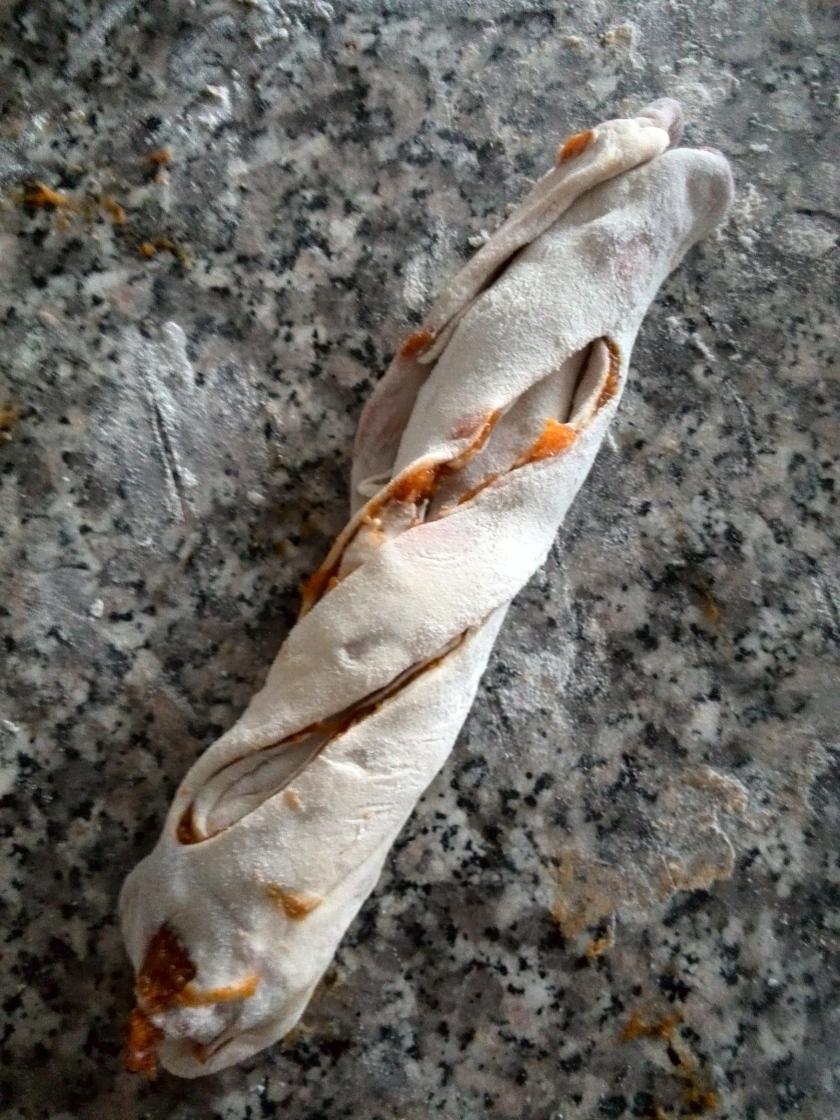pumpkin-cinnamon-twist bread