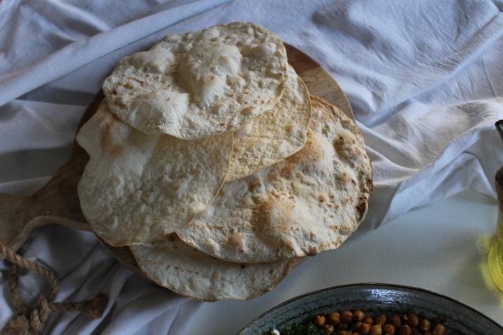 white bean-tortillas