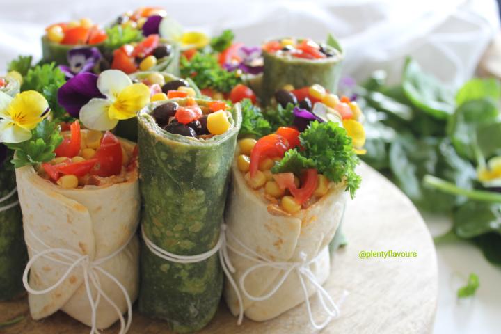 wraps-guacamole